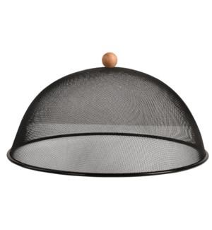 Fly cap black L