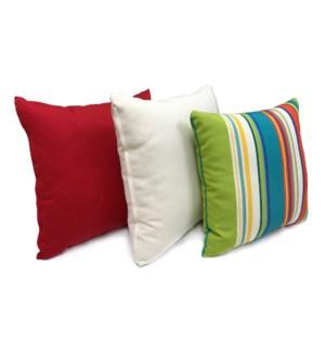 Striped Cushion S/3