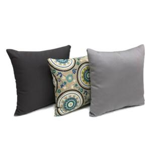 Paisley Cushion S/3