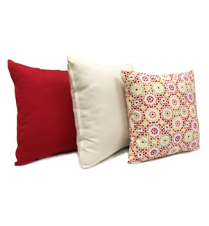 Moroccan Cushion S/3