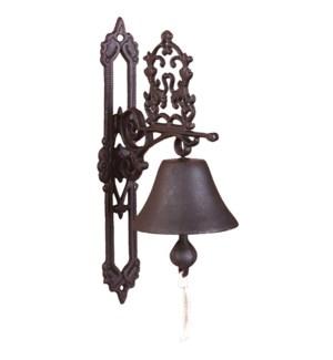 Doorbell classic antique brown