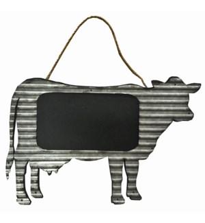 Cow Blackboard Wall Hanger OS