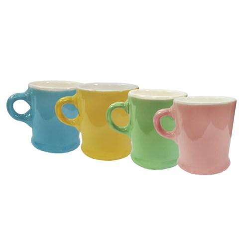 """""""Antique Highcraft 1950s Coffee Mug 4Asst, Ceramic"""""""