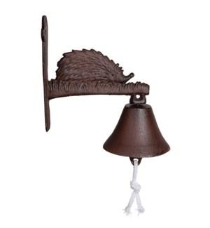 """""""Doorbell hedgehog. Cast iron,"""""""