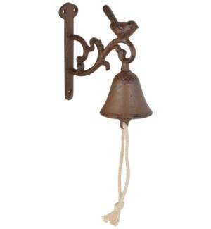 """""""Doorbell bird S. Cast iron, c"""""""