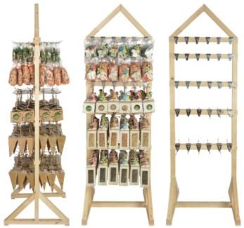 Display �greenhouse� hangers 23.62x15.74x74.80