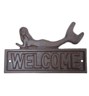 Mermaid Welcome LC