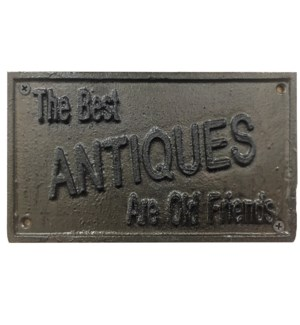 BEST ANTIQUES Sign