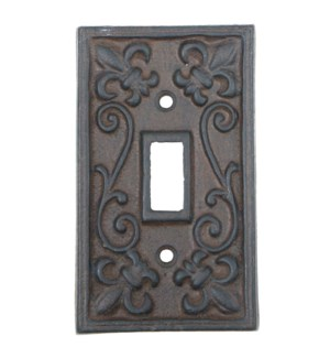 Kel Light Switch Cover Brn