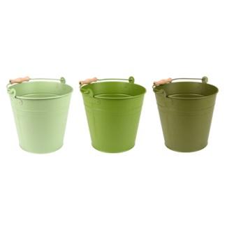 Green bucket 3/ass.