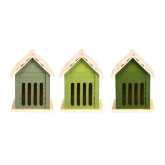 Green butterflyhouse 3/ass.