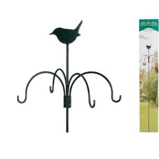 Birdhook. Metal. 30,0x30,0x148,7cm. oq/12,mc/12 Pg.11