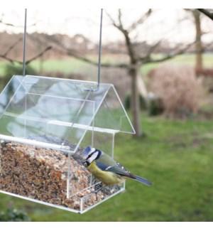 """Acrylic hanging combi feeder h, LC"""