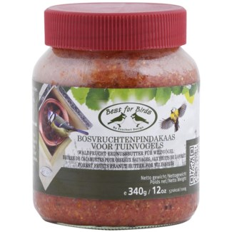 Forest fruit peanut butter, (Inquire for Ingredients)- 3.2x3.2x4in.