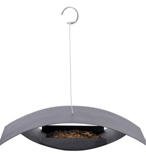 Bird table hanging black S