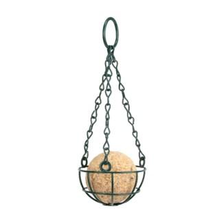 Suetball holder half open