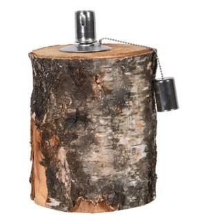 Oil lamp birch DISC