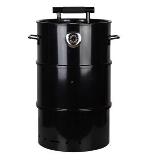 Barrel bbq/smoker S, 16.8x14.8x25.6 inch
