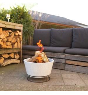 Firebowl ceramic concretelook
