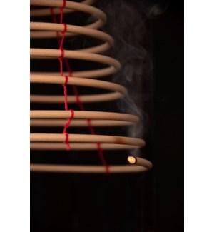 Citronella coils hanging L