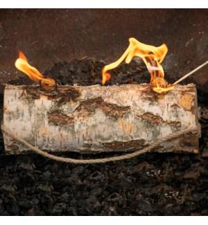 Swedish torch lying