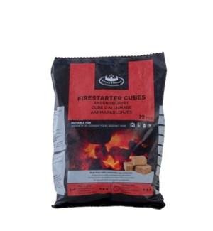 Fire starters 72 pcs