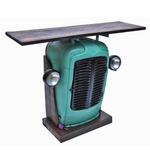 Tractor Bar Counter Blue