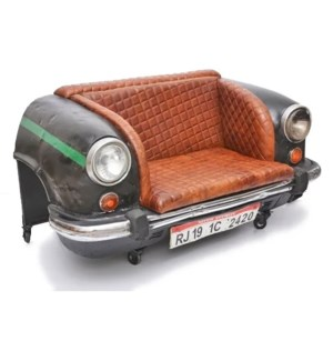 Recycled Ambassador Car Sofa