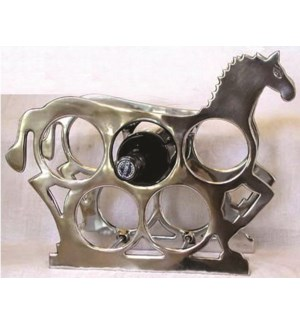 Counter 5 Btl Horse Wine OS