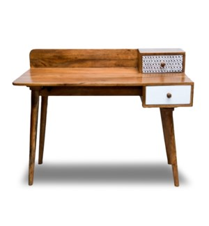 """""""Wooden Writing Desk, 45x22x36 in"""""""