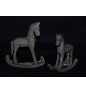 WD WHITE HORSES