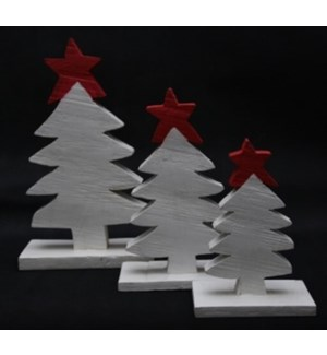 WD WHITE CHIRSTMAS TREE