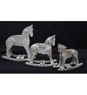 WD ROCKING HORSES