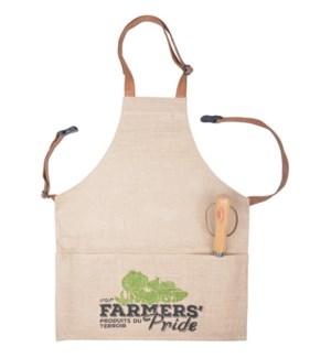 Farmers' Pride apron