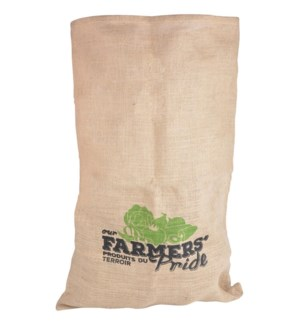 Farmers' Pride storage bag