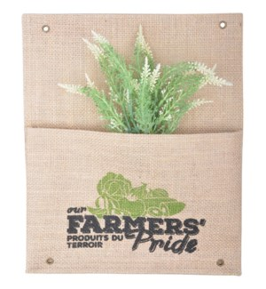 Farmers' Pride wallflowerbag single