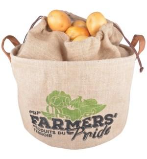 Farmers' Pride potato storage