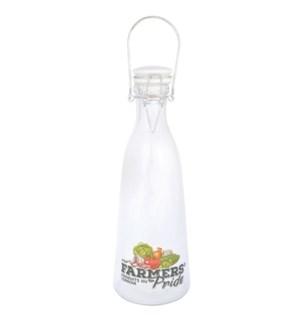 Farmers' Pride bottle L. GlsFD