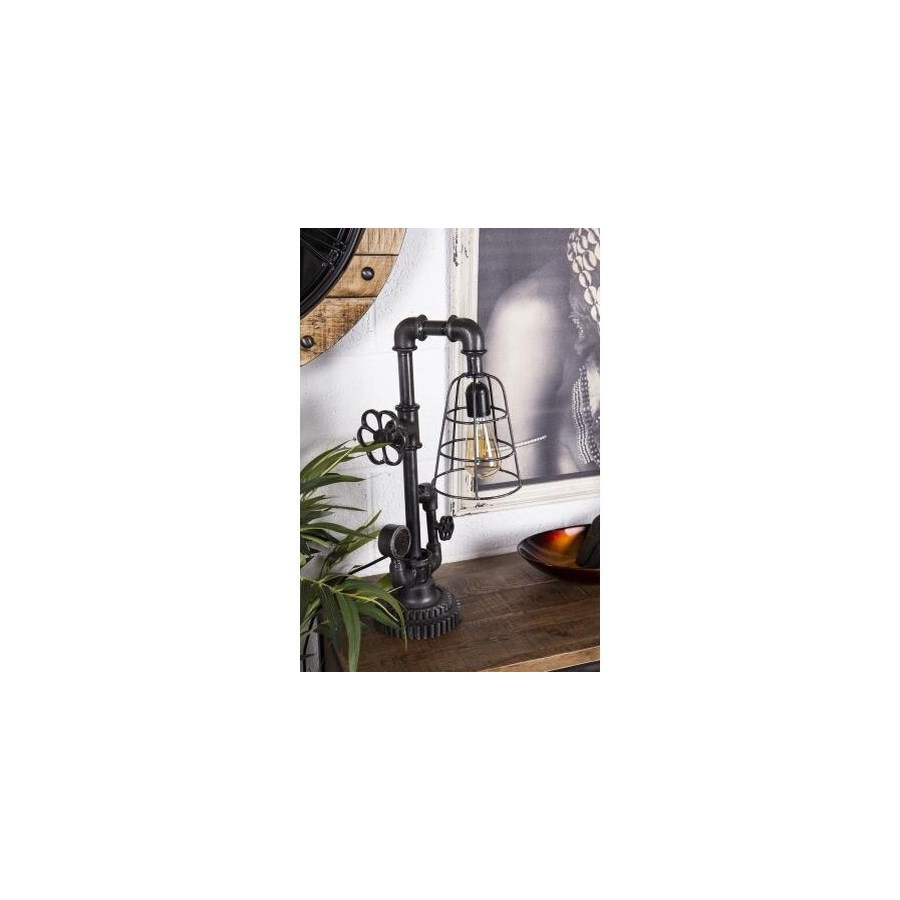 Iron Coge Table Lamp