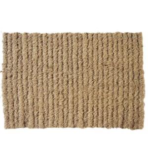 """""""Natural Coir Doormat, 16x24in"""""""