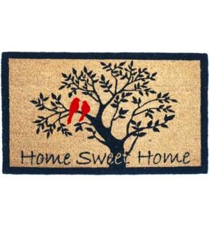 """""""HOME Doormat, Natural"""""""