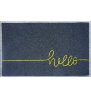 """""""Hello Doormat, Fluorescent, OS"""""""