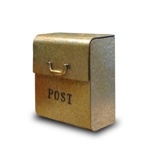 CJ Mailbox Gold