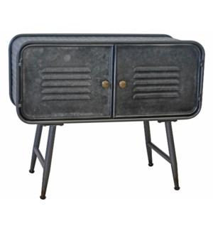 Luke Industrial Console Table