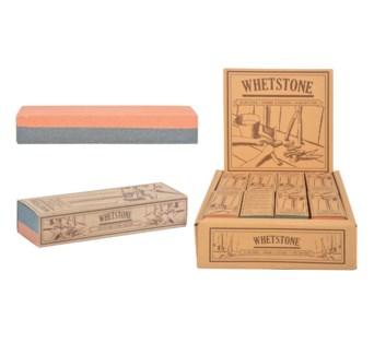 Sharpening stone. Corundum. 15,2x5,2x2,6cm. oq/24,mc/48 Pg.75