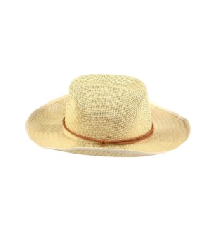 Straw hat man