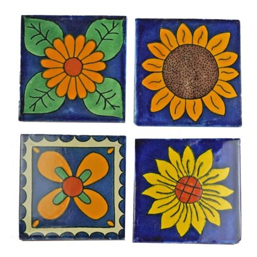 Coaster/Tiles Girasol Set/4