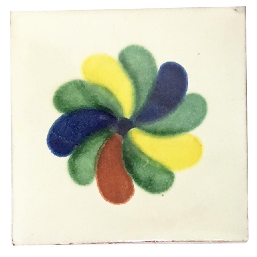 Coaster/Tiles Flower Set/4