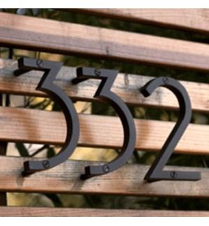 aluminum number, 4, black