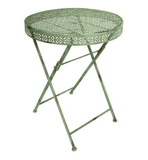 IH Round bistro table